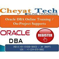 oracle dba online training - cheyat tech