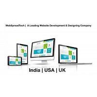 WebSpreadTech |  Top Website Development & Designing Company In India | USA | UK