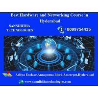 Best Hardware and Networking Course in Hyderabad