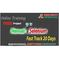 Advance Online Software Testing Tools  Training Institutes in Hyderabad and Bangalore