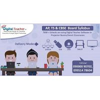 Smart Class for State Board & CBSE Syllabus