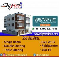 Book Luxury Service Apartment in Hyderabad