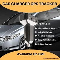 Car Charger GPS Tracker in Gwalior