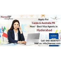 Best Visa Agents in Hyderabad| Apply for Canada & Australia PR Now