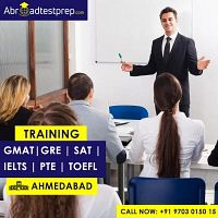IELTS, PTE, TOEFL, GRE, GMAT and SAT Coaching at Ahmedabad