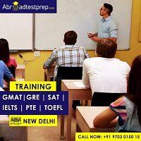 GRE, IELTS, PTE, TOEFL, GMAT and SAT Coaching at New Delhi