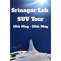 Srinagar leh package from Ex Delhi
