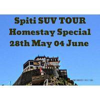Spiti Tour From Ex Chandigarh