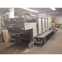 Used 4 Colour Offset Printing Machine Price