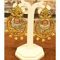 One gram gold Jewellery Shop in Vijayawada - Ear Rings - Fancy Jewellery