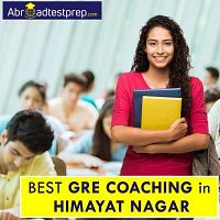 Best GRE Coaching in Himayat Nagar - Abroad Test Prep