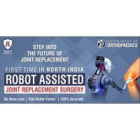 Robotic Knee & Joint Replacement Surgery | Amandeep Hospital