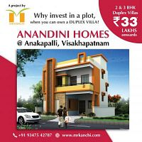 house in anakapalle, new projects , house for sale, villas in Anakapal