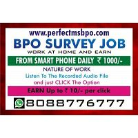 Kammanahalli Data Entry Job work at Home and earn