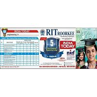 RIT ROORKEE Best Institute in Uttrakhand for Engineering & Agriculture