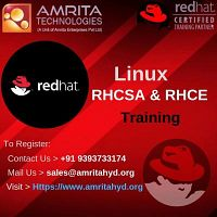 Red Hat Enterprise Linux Online Training at Amrita Technologies