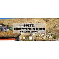 Spiti Homestay Special Circuit