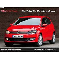car rentals in Guntur Sv Car Travels.