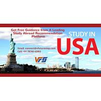 Study in USA - V Future Step