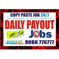 Home based Job Tips | Daily Income | Copy paste Job Near me | Data Entry Job Near Me