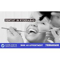 Dentist in Hyderabad | Dental clinic in Himayat Nagar-Sowjanya Dental