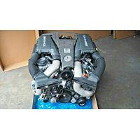 MERCEDES BENZ W222 S63 AMG M157 985 5.5 V8 GASOLINE COMPLETE ENGINE