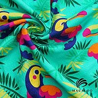 custom digital fabric printing wholesale -macalootextile
