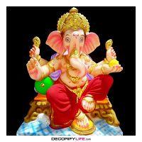 Paper Mache Ganesh Idols in Mumbai