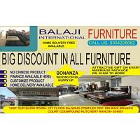 Get best deal at Balaji International Furnitures
