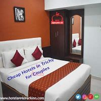 Cheap hotels in Trichy for couples