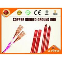 copper bonded earth rod
