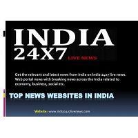 Top news websites in india