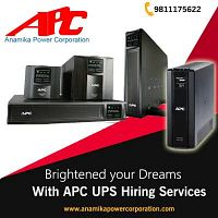 Online UPS on rent with quality service provider in Delhi NCR, Gurugram, Faridabad, Noida