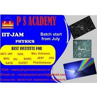 IIT-JAM exam preparations by P S Academy