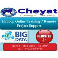 The Best Hadoop(Bigdata) Online Training Institute - Cheyat Tech