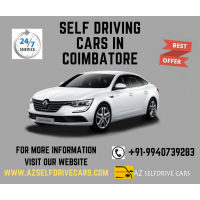 Self drive cars in coimbatore | Self driving cars in coimbatore | AZ selfdrive cars