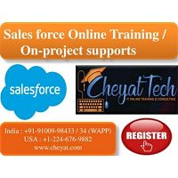 The Best Salesforce Online Training Institute - Cheyat Tech