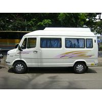 12 Seater Tempo Traveller in Jaipur |Tempo Traveller Rental Jaipur