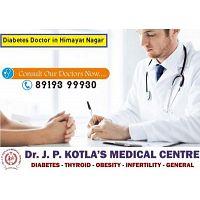 Diabetes Doctor in Hyderabad-Best Diabetes Doctor in Himayat Nagar