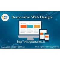 Responsive Website - With Free Web Hosting 5 to 6 pages