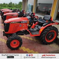 Find Kubota Tractor price, specification and features at TractorGuru