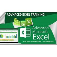 Get workshop sessions by enrolling to the Advanced Excel training course in Gurgaon