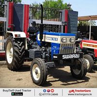 Swaraj Tractor price, features and specifications - TractorGuru.in
