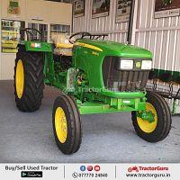 John Deere Tractor Price - TractorGuru.in