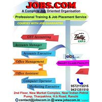 Job Consultancy& Placement services in Ranchi