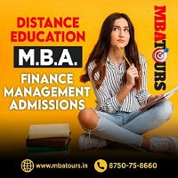Distance  MBA in Banking and Finance