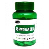 Buy Ashwagandha Herbal Capsules In Wholesale - Nutraorganix