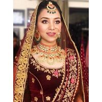 Top bridal makeup artist in delhi - sohnijuneja