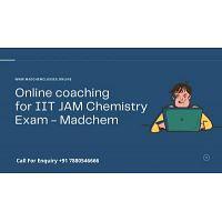 Best coaching center for IIT JAM chemistry classes