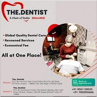 best dentist  in vip road zirakpur